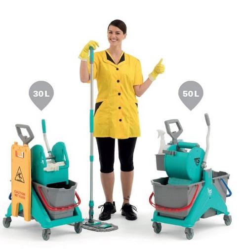 Prodotti Professionali TTS per le pulizie