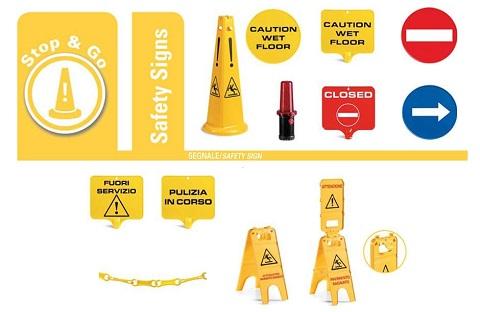 STOP & GO Sistemi di segnalazione