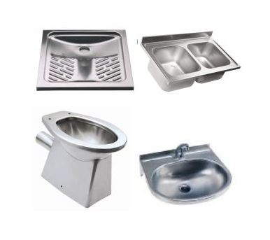 Stainless steel Sanitary