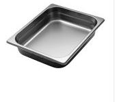 Gastronorm containers GN 1/2 Stainless steel 530x325