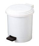 Gettacarte e pattumiere plastica per bagno