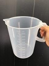 Jarra de plástico de 5 litros