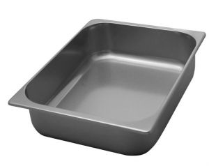 VG332580 stainless steel tubs 330x250x h80 mm