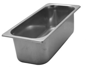 VG361615 stainless steel tubs 360x165x H150 mm