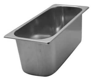 VG361618 stainless steel tubs 360x165x H180 mm