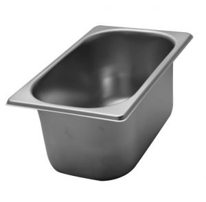 VG261612 stainless steel tubs 260x160x H120 mm
