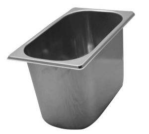 VG261617 stainless steel tubs 260x160x H170 mm