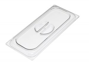 VGCV03 Transparent polycarbonate cover dim. 330x165 mm