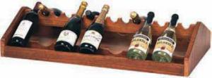 A 1260 Wooden Wine rack 88x46x19h