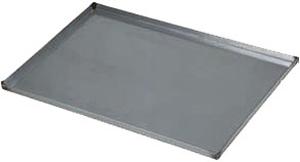 AV4980 Teglia in alluminio 60x40x2h