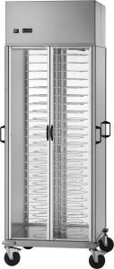 CA1439RG Carrello portapiatti refrigerato +8°+12°C capacità 88 piatti Ø25/31