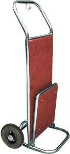 PV2003I Carros porta maletas de acero inoxidable 2 ruedas