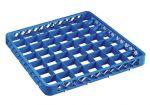 TRIA49 Elévation 49 compartiments pour panier lave-vaisselle 50x50 h4,5 bleue
