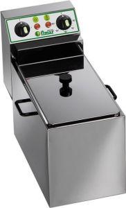 FR4 Friggitrice elettrica monofase 2,5 kW 1 vasca 4 litri