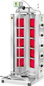 GYR100 Gyros elettrico trifase 7 kW grandi dimensioni