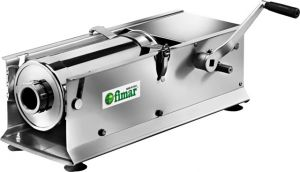 LT14OR Insaccatrice manuale inox 14 litri orizzontale