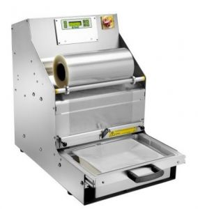 TSAVG Termosigillatrice manuale inox 2,5-3,5 KW