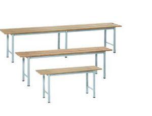 IN-P.3.V  Panchine in legno Verniciate - dim. 100x35x45 H