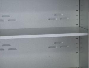 IN-Z.699.10 Set piano scarpe per armadio spogliatoio zinco plastificato prezzo per singolo vano