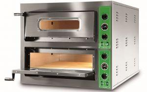 B9+9M  - Forni per Pizza INOX 12 PIZZA 36 cm  Monofase B9+9