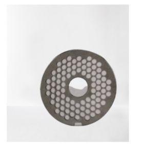 F0410 Ricambio Piastra 3mm per tritacarne MODELLO 22