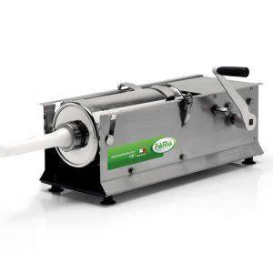 FIN101 - Máquina ranuradora manual de acero inoxidable H7.