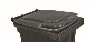 T910130 Coperchio Grigio per contenitore rifiuti esterni 120 litri