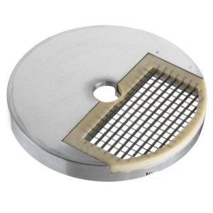 NPD16x16x5 Disco per cubettare per Tagliamozzarella TAC