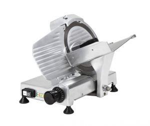 HBS220JS Affettatrice a gravità lama 220 mm. spessore taglio 0-120mm.
