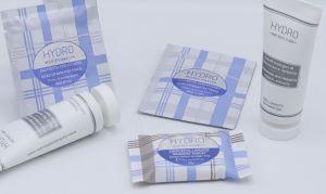 HY-1139 Hydro Bio Skin Care Salvietta struccante Eco SPA con acido ialuronico 800 pezzi
