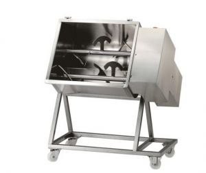 50C1PN Impastatrice per carne elettrica inox 50 kg 1 pala