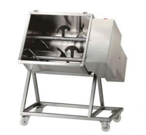 50C2PN Impastatrice per carne elettrica inox 50 kg 2 pale