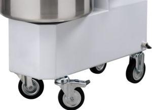 IMPRUOTE20 Kit ruote per impastatrice a spirale per modelli 20-30 LN