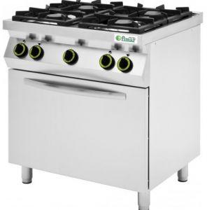 CC74GFEV Cuisinière à gaz avec four électrique - Fimar