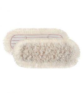 00000131 Frangia Middle Cotton - Bianco - 40 Cm