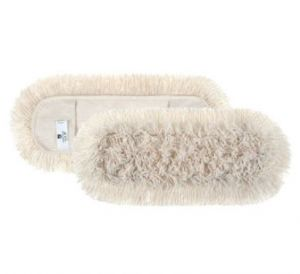 00000135 Frangia Basic Cotton - Bianco - 40 Cm