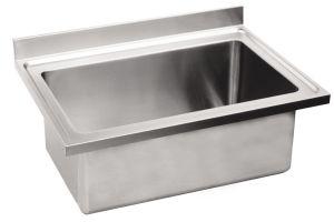 LV6005 Top 304 stainless steel sink dim.1000X600 TV