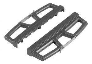 T990991 Maniglia per Magicart aperto - Antracite - Sinistr