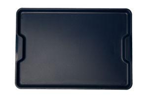 GEN-100903 Vassoio in polipropilene - Collezione Ergonomica - Euronorm - Misure esterne 53x37 cm