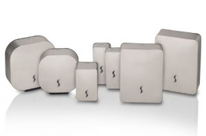 T105805 Dispenser di carta igienica rotolo 400 metri  Jumbo