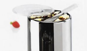 VGCPLEX Polycarbonate lid for ice cream Carapina diameter 200 mm