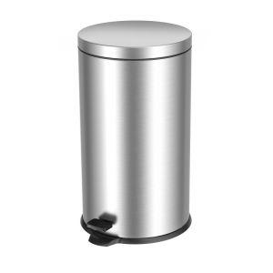 T101400 Stainless Steel Pedal bin 40 liters