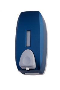 T104045STBL Foam soap dispenser blue ABS soft-touch
