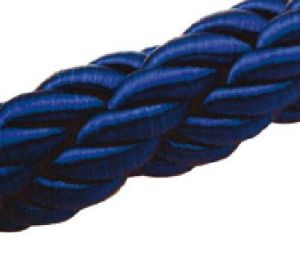 T106340 Custom-cut rope blue 1 meter