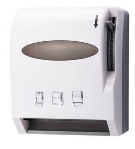 T110536 Distributore di carta asciugamani a leva