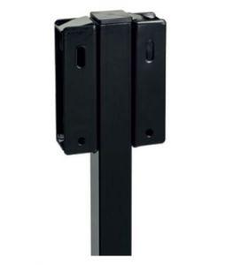 T601062 Supporto su palo per doppio aggancio