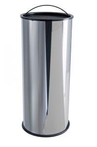 T775000 Cenicero de columna acero inox con arena