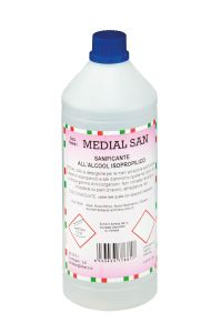 T799051 Sanimed Liquid sanitizer 1 lt (multiple 15 pcs)