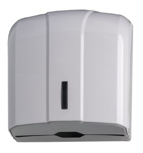 T908020 Towel paper dispenser 300 sheets C,Z fold