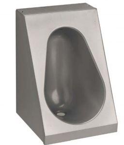 LX3300 orinatoio sospeso carenato in acciaio inox AISI 304 320X310X460 mm